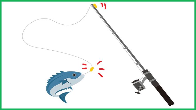 集魚効果があるライト